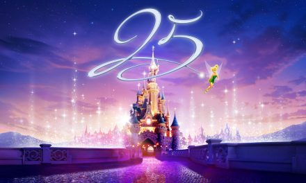 Disneyland Paris Comemora 25 anos