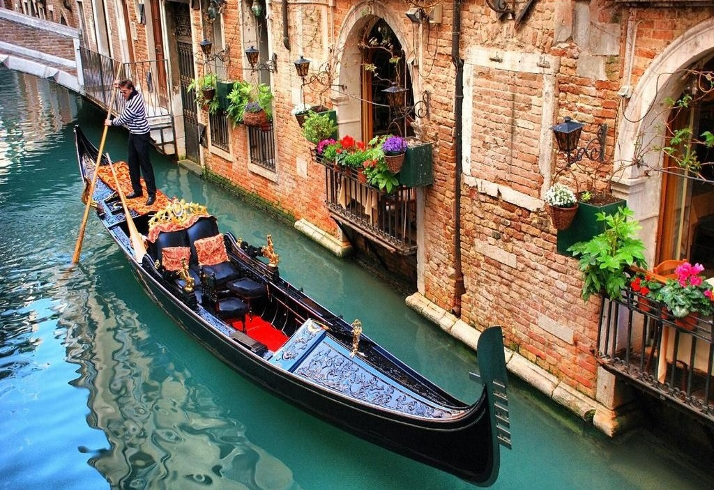 Charmosa Itália – Veneza a Roma Premium